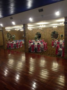 Quinceaneras banquet hall in Chicago IL.