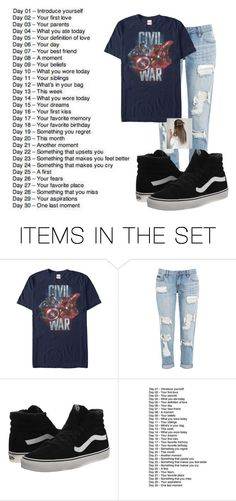 """Day #14"" by soccercrazy14 ❤ liked on Polyvore featuring art"
