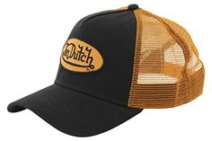 68364cd94a972 Von Dutch Men s Trucker Hat Mens Trucker Hat