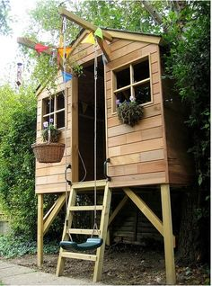 DIY Summerhouse