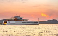 Photo: Feadship superyacht Venus in Pylos, Greece Yacht Club, Venus, Greece, Building, Travel, Greece Country, Viajes, Buildings, Destinations