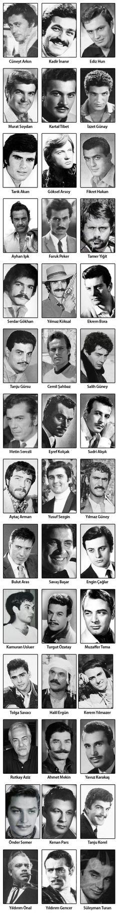 türk sinemasının jönleri
