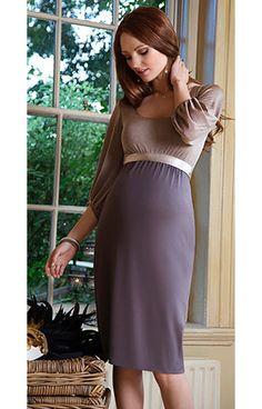 Sienna Maternity Dress (Dusk) by Tiffany Rose. KismamadivatKismama  OutfitekSzoknyák 4111cfd01f