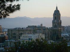 La Manquita desde Gibralfaro. 8/2015