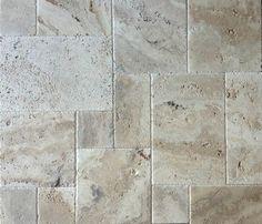 French Pattern Milano - Brushed & Chiseled