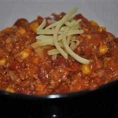 Chili con Carne III Allrecipes.com