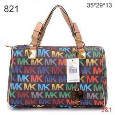 16fa3a1bdcfb Michael Kors Monogrammed Tote Brown Colorful- 139  Handbagsmichaelkors   michaelkorsbrownpurse