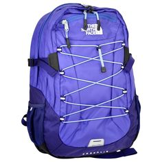 The North Face Women Classic Borealis Backpack, Garnet Purple ^^ You will love this! More info here : Backpacking backpack Backpacking Hammock, Backpacking Gear, Hiking Gear, Camping, Popular Backpacks, Trendy Backpacks, North Face Women, The North Face, North Faces