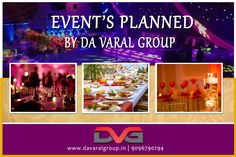 How DVG plan the event? Here are the points mentioned below : 1. Develop Event Goal and Objectives  2. Organize a Team  3. Set a Date  4. Brand Your Event 5. Create a Master Plan 6. Determine Administrative Processes 7. Identify and Establish Partnerships & Sponsors 8. Create a Publicity Plan  9. Establish a Budget  10. Determine Evaluation Process  #events #eventdata #eventdesign #eventmanagement #sports #trainer #Sports #dance #consultant  Da Varal Group Trainer for sports Please contact…