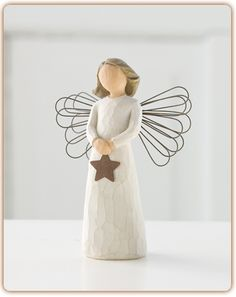 Willow Tree--Angel of Light (please only get angels I have listed to avoid duplication)
