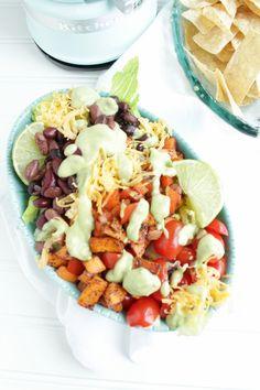 Southwestern Salad p