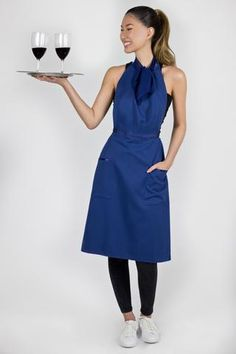 Melville Apron - Stain Resistant