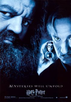 Hagrid, Lupin & prof. Trelawny