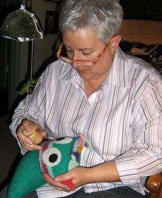 Mama Snooter, Queen of Snooterville Junction