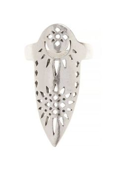 OPENWORK LEAF RING | Lucky Brand