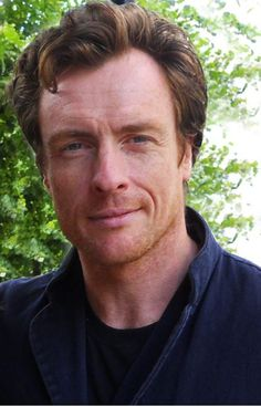 """Toby Stephens, as Richard. """"Talk to me, Richard. It isn't difficult. Move the teeth and agitate the tongue. Tell me news of the family. Am I superseded yet? Oh, Richard, a blush!"""""""