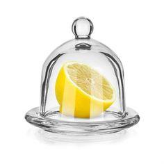 BANQUET Dóza na citrón sklenená LIMON