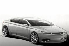 Seat IBL Concept Sedan