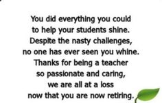 Best Retirement Wishes, Messages and Greetings for Colleagues Happy Retirement Wishes, Retirement Quotes, Teacher Retirement, Do Everything, Cute Quotes, Thankful, Passion, Messages, Cute Qoutes