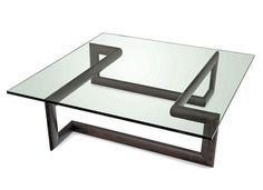 Mondo coffee table 120x120cm h.38cm walnut / oak