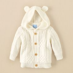 newborn - boys - sweaters & cardigans - cable-knit cardigan   Children's Clothing   Kids Clothes   The Children's Place