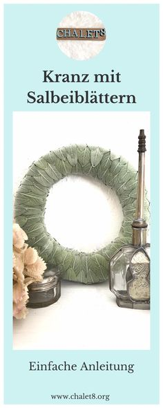 DIY: Duftenden Kranz aus Salbei selber machen Instructions for autumn wreath of sage. Wreath idea with sage. Beautiful Sablei wreath just do it yourself. Large Furniture, Upcycled Furniture, Corridor Design, Couch Set, Engagement Ring Cuts, Salon Design, Contemporary Decor, Plexus Products, Soap Making