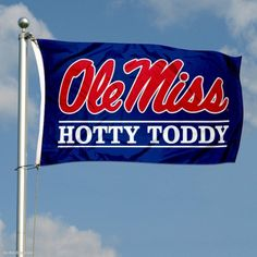 Ole Miss Hotty Toddy Logo Flag your Ole Miss Hotty Toddy Logo Flag source