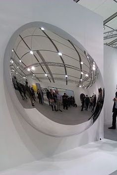 """Anish Kapoor, stainless steel sculpture, this man also sculpted the bean in Chicago called, """"Cloud Gate"""" Steel Sculpture, Art Sculpture, Contemporary Sculpture, Contemporary Art, Chelsea School Of Art, Anish Kapoor, Art Plastique, Public Art, Installation Art"""