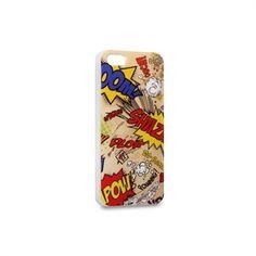 Carcasas Cómic para iPhone 5