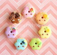 Fruit Donuts
