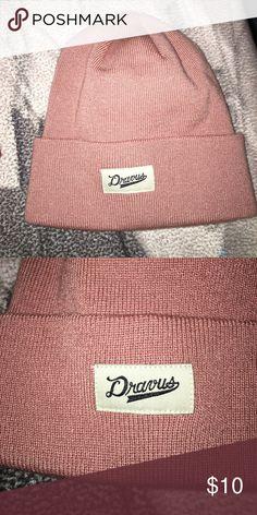 248fdde9 Hat Dravus pink beanie hat ; super dope; super cute dravus Accessories Hats  Pink Beanies