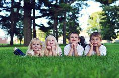 kids photography poses