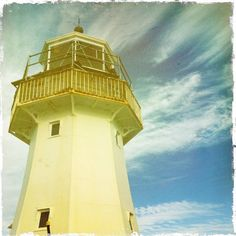 Pencarrow Lighthouse (taken by my friend Claire)