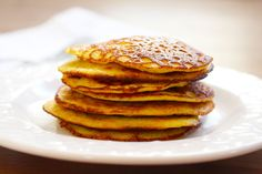 GAPS Intro Summer Squash (courgette) Stage 3 Pancakes - Health, Home, & Happiness Gaps Diet Recipes, Paleo Recipes, Mini Banana Muffins, Pumpkin Smoothie, Pancakes And Waffles, How To Make Breakfast, Summer Squash, Waffle Recipes, Food Allergies