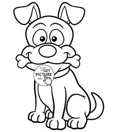 Funny baby Simba Lion coloring page for kids animal coloring