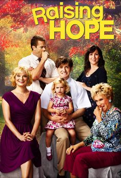 Photo Raising Hope Posters saison 3 - Series Addict