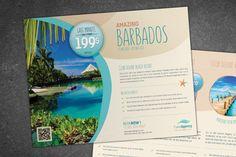 Travel / Holiday Flyer ~ Flyer Templates on Creative Market