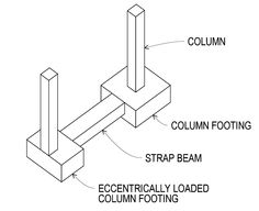 combined footing or cantilever footing - Google Search