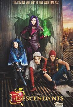 Disney Channel Descendants Movie Trailer