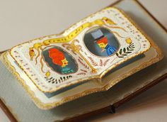 New Miniature Book. by Elsita (Elsa Mora), via Flickr