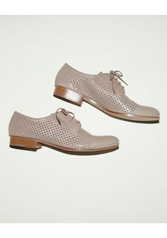 jil sander perforated oxford