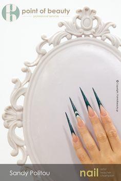 a new world of extensions Nail Design, Nailart, Beauty, Nail Desings, Nail Designs, Beauty Illustration, Nail Organization