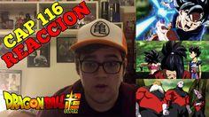 🔴 ¡¡¡ADIOS KEFURA!!! REACCION CAPITULO 116 DE DRAGON BALL SUPER