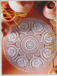 Inspirações de Croche com Any Lucy: Toalhinha