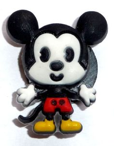 Cutie Mickey Mouse Disney JIBBITZ Crocs Hole Bracelet Shoe Charm by Disney. $6.99. Save 13% Off!