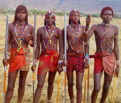 Lectia iertarii - tribul Babemba, Africa