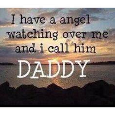My Daddy, My Hero, My Angel