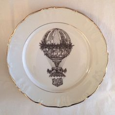 Balloon Plate | Strolby - Harvey's Counter