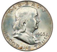 Look in old piggybanks for coins that may be worth more than face (sorry) value!