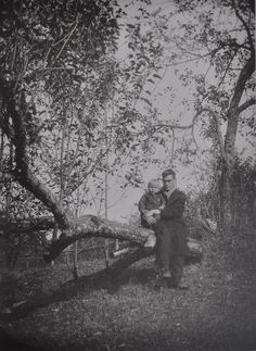 Arsenij & Andrej Tarkovskij (Padre e figlio, anni 30)